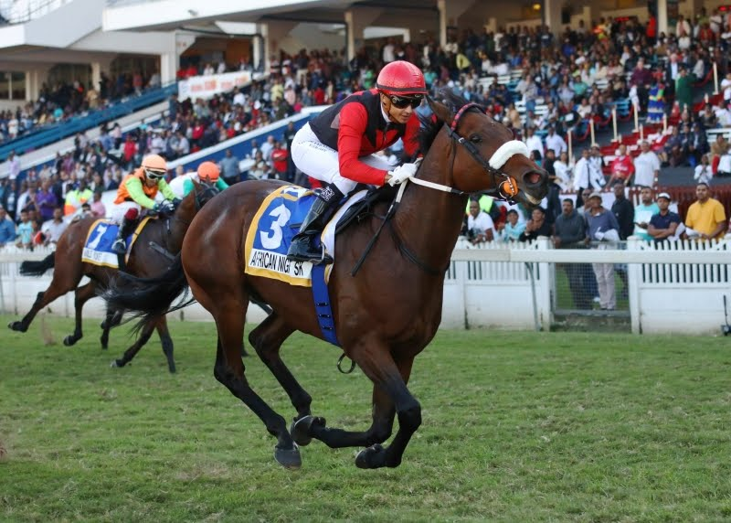 MS PALESA PHILI, ON THE  2019 VODACOM DURBAN JULY