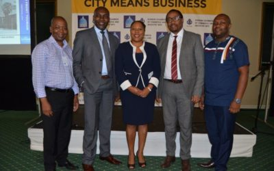 CITY MEANS BUSINESS – Municipality and the business community to  collaborate on Inner-City Regeneration Programme