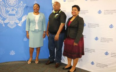 LAUNCH OF THE DURBAN CHAMBER'S SIYABAKHULISA TRAINING PROGRAMME
